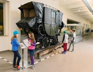 Winterschnitzeljagd durch das Technische Museum Wien